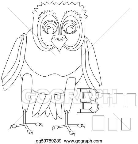 Barn Owl Black And White