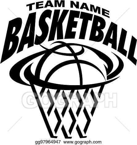 Vector Illustration - Basketball  EPS Clipart gg97964947 - GoGraph