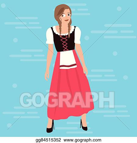 how to say dress in german
