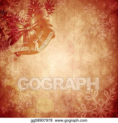 Beautiful Christmas Background Design.Clipart Beautiful Christmas Background Stock Illustration