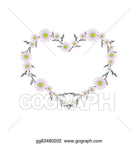 Purple Daisy Clip Art
