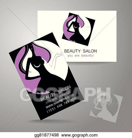 Vector Clipart Beauty Salon Logo Vector Illustration Gg81877498 Gograph