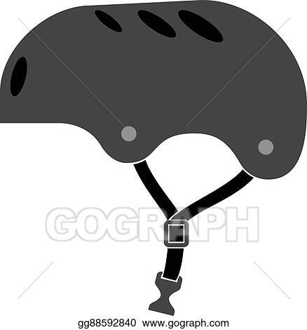 How To Draw A Cartoon Bike Helmet Vast
