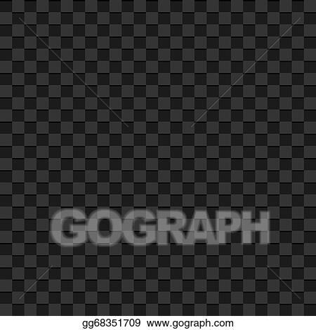 stock illustration black and gray checkered background clipart