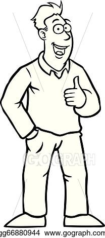 vector art black and white man with thumbs up clipart thumbs up clip art outlook thumbs up clip art outlook