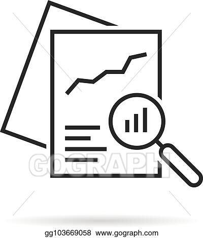 black linear document like auditing