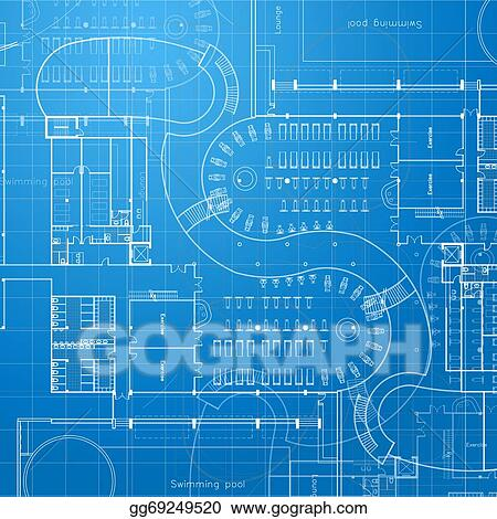 Drawing blueprint architectural background clipart drawing blueprint architectural background malvernweather Images