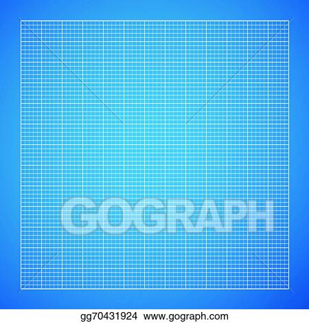 Clip art vector blueprint background stock eps gg70431924 gograph blueprint background malvernweather Image collections