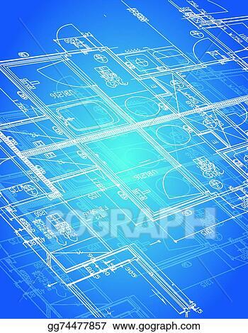 Vector art blueprint blueprint illustration clipart drawing blueprint blueprint illustration malvernweather Choice Image