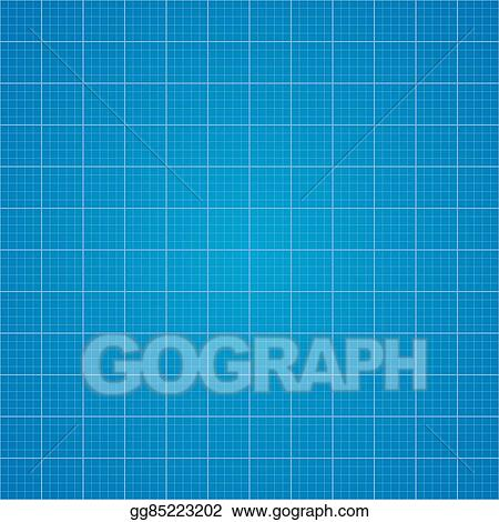 Clip art vector blueprint grid background graphing paper for blueprint grid background graphing paper for engineering in vector malvernweather Images