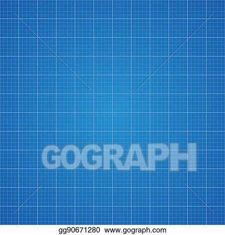 Clip art vector blueprint grid background graphing paper for blueprint grid background graphing paper for engineering in vector malvernweather Image collections