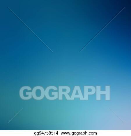 Vector Illustration Blur Abstract Background Vector Design