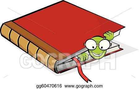 Bookworm Clip Art Royalty Free Gograph
