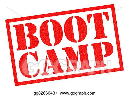 clipart boot camp stock illustration gg82666437 gograph rh gograph com free boot camp pictures clip art fitness boot camp clipart
