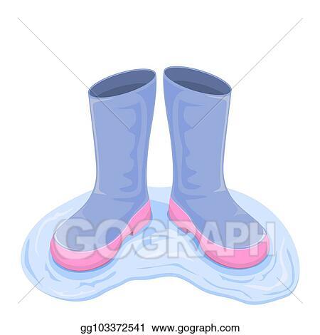 Blue Combat Boots Clip Art at Clker.com - vector clip art online, royalty  free & public domain