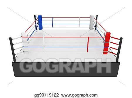 Stock illustrations boxing ring isolated stock clipart gg90719122 boxing ring isolated ccuart Images