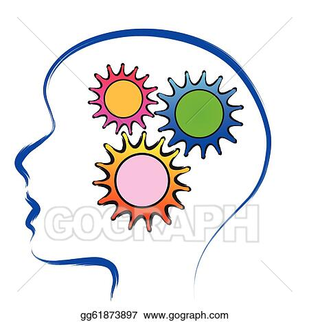 brain clip art royalty free gograph rh gograph com free brain clipart images free brain clipart images