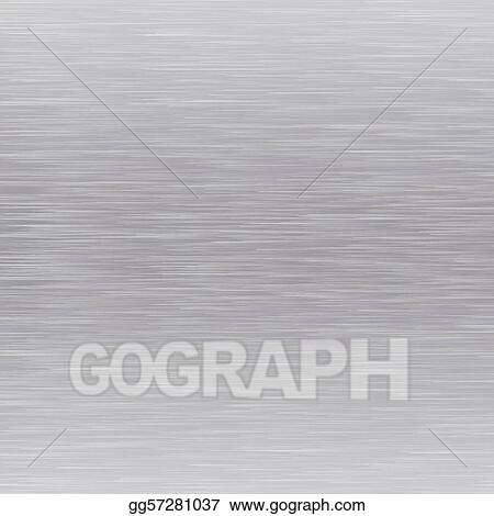 vector stock brushed metal template background eps 8 clipart