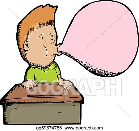 bubble gum clip art royalty free gograph rh gograph com bubble gum clip art images bubble gum clipart
