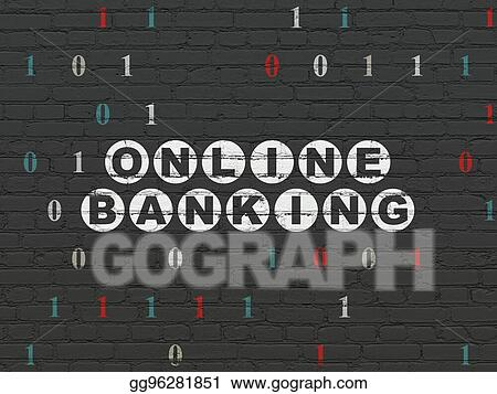 background of online banking
