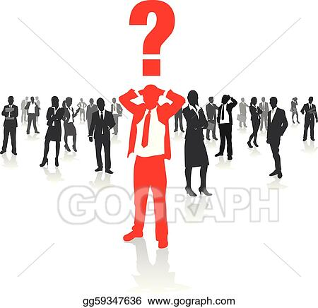 confused clip art royalty free gograph