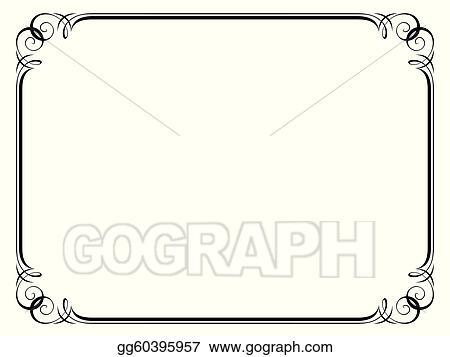 Borders Clip Art Royalty Free Gograph