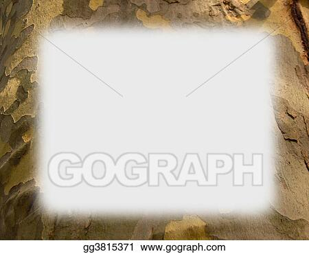 Stock Illustration Camouflage Border Clipart Gg3815371 Gograph