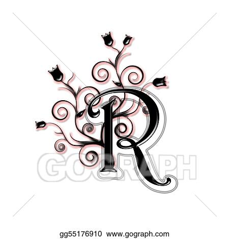 Clip art capital letter r stock illustration gg55176910 gograph capital letter r thecheapjerseys Image collections