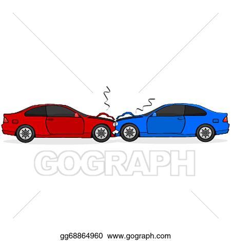 car crash clip art royalty free gograph rh gograph com Cartoon Cars Clip Art Cartoon Cars Clip Art