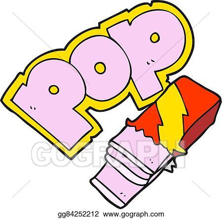 clip art vector cartoon bubble gum stock eps gg84252212 gograph rh gograph com bubblegum clipart bubble gum clip art images