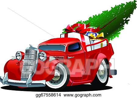 Vector Art Cartoon Christmas Pickup Eps Clipart Gg67558614 Gograph The best gifs are on giphy. https www gograph com clipart license summary gg67558614