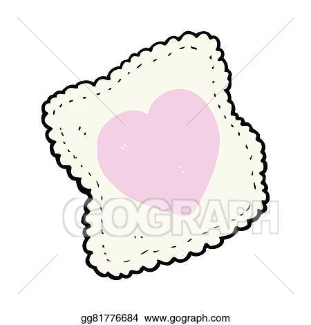 stock illustration cartoon handkerchief clipart drawing rh gograph com Sit Clip Art Book Clip Art