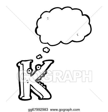 K Clip Art