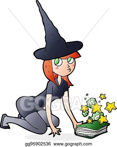 Halloween Witchcraft Clip Art - Blog - Creepy Witch Clipart Transparent PNG