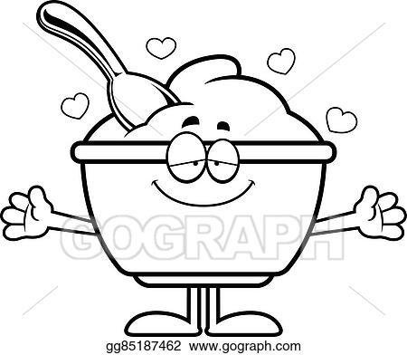 Yogurt Cup Stock Illustration - Download Image Now - iStock
