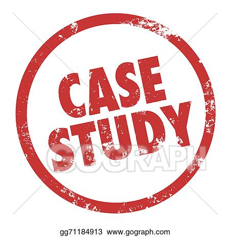 clip art case study words red ink stamp example best practice
