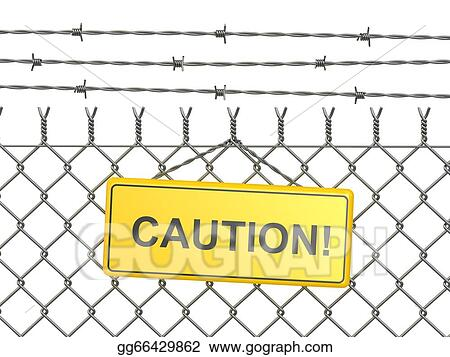 caution barbed wire fence with sign_gg66429862 buccaneer caravan wiring diagram on buccaneer download wirning  at crackthecode.co