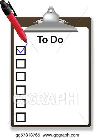 check mark to do checklist clipboard copy space