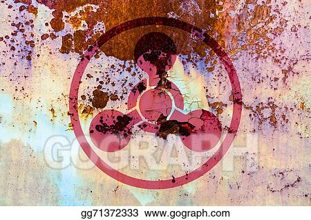 Stock Illustration Chemical Weapons Symbol Stock Art