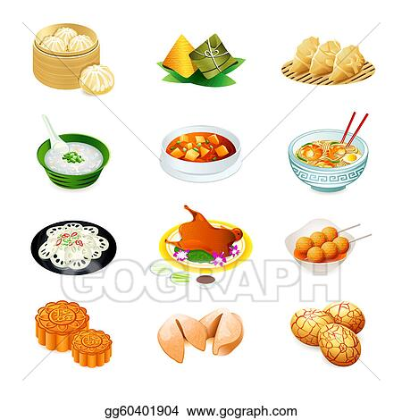 chinese food clip art royalty free gograph rh gograph com chinese food clip art images chinese restaurant clipart