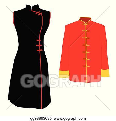 Asian clothing clip art pics 358
