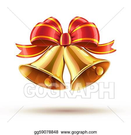 Christmas Bells Clipart.Drawing Christmas Bells Clipart Drawing Gg59078848 Gograph