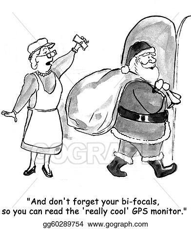 Christmas cartoons. Stock Illustration