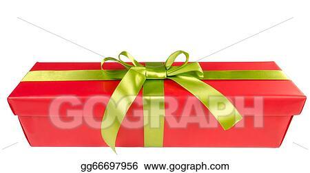 Clipart Christmas Gift Box Stock Illustration Gg66697956 Gograph