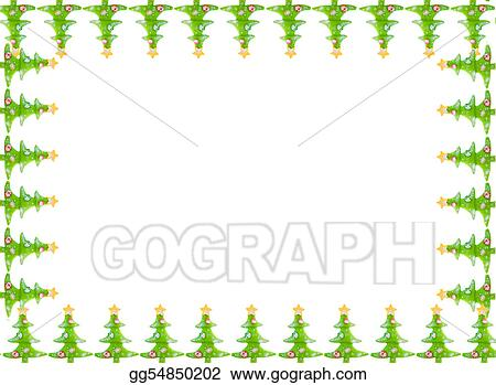 Stock photo christmas greeting card border stock photos christmas greeting card border m4hsunfo