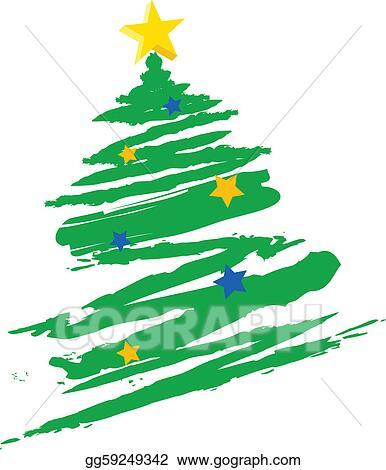 Christmas Tree Clip Art Royalty Free Gograph