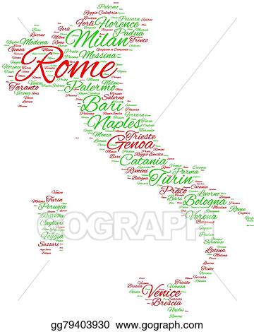 Vector art cities of italy word cloud clipart drawing gg79403930 cities of italy word cloud altavistaventures Choice Image