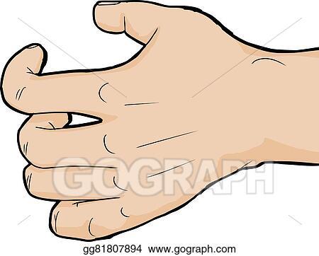 drawing close up grabbing hand clipart drawing gg81807894 gograph