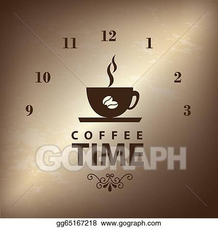 Coffee Time Clip Art Royalty Free Gograph