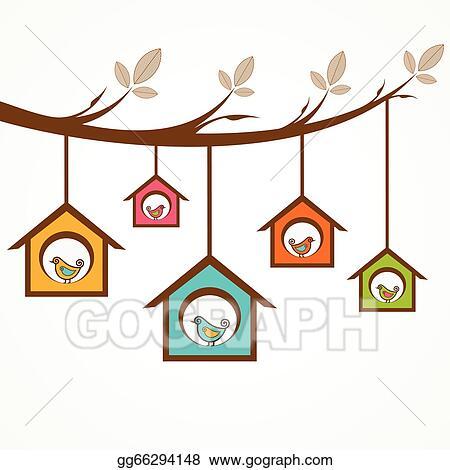 birdhouse clip art royalty free gograph rh gograph com birdhouse clip art free birdhouse clipart free